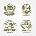 Beer - Alcohol,Hipster,Symb...