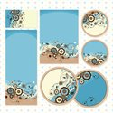 Abstract,Collection,Vector,...