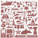 Icon Set,Travel,Business Tr...