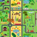 Forest,Infographic,Summer C...