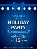 Invitation,Winter,Party - S...