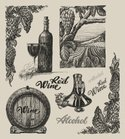 Barrel,Winemaking,Vector,Le...