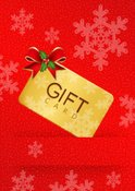 Gift Tag,Gift Card,Red,Sant...