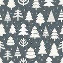 Christmas,Pattern,Tree,Wint...