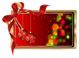 Color Gradient,Red,Christma...
