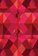 Stained Glass,Triangle,Patt...