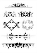 Angle,Ornate,Frame,Design,S...