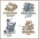Sport,Paintballing,Weapon,F...