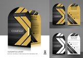 Business,Ribbon,Collection,...
