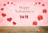 Valentine Card,2015,Surpris...