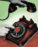 Telephone,Pop Art,Science a...