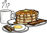 Breakfast,Pancake,Eggs,Food...