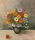 Oil Painting,Flower,Painted I…