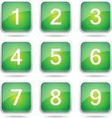Interface Icons,Green Color...