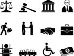 Lawyer,Symbol,Law,Legal Sys...
