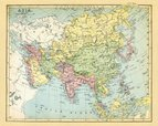 India,Map,Cartography,Asia,...