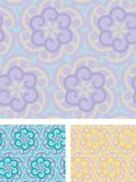 Cotton,Flower,Purple,Swirl,Tu…