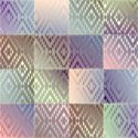 Quilt,Patchwork,Sewing,Irid...