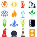 Energy,Symbol,Flame,Fire - ...
