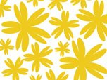 Wallpaper Pattern,Daisy Fam...