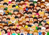 Large Group Of People,Peopl...