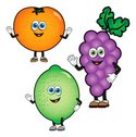 Cartoon,Fruit,Grape,Orange ...
