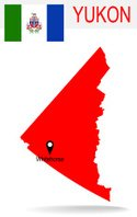 Canada,province,Vector,Outl...
