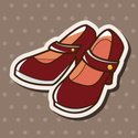 Vector,Shoe,Backgrounds,Red...