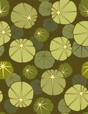 Water Lily,Pattern,Seamless,C…
