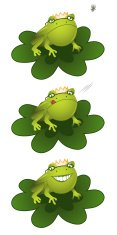 Frog,Frog Prince,Water Lily...