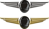 Artificial Wing,Wing,Insignia…