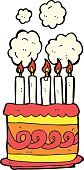 Candle,Cake,Birthday,Birthd...