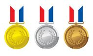 Medal,Gold Colored,Award,Go...