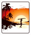 Surf,Surfing,Hawaii Islands...