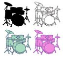 Drum,Rock and Roll,Modern R...