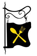 Restaurant,Sign,Fork,Spoon,Re…