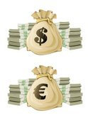 Currency,Bag,European Union...