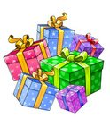 Gift,Packing,Christmas,Deco...