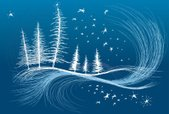 Winter,Snow,Blueprint,Tree,...