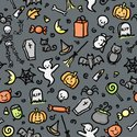 Halloween,Pattern,Seamless,...