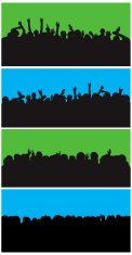 Large,Vector,Event,People,S...