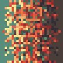 Pixelated,Abstract,Repetiti...