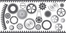 Bicycle Gear,Gear,Engine,Ve...