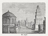Ancient History,Etching,Rom...