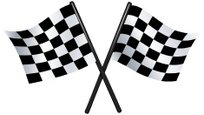 Checkered Flag,Flag,Checked...
