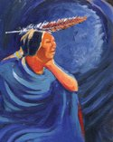 Art,Eagle Feather,People,Ch...