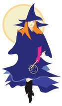 Witch,Halloween,Magic,Cape,...