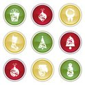 Christmas,Icon Set,Wreath,H...