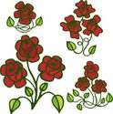 Rose - Flower,Art Deco,Deco...