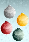 Backgrounds,Christmas,Vecto...